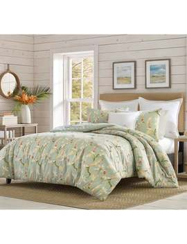 Relax By Tommy Bahama Bananas For You Green Comforter Set by Generic