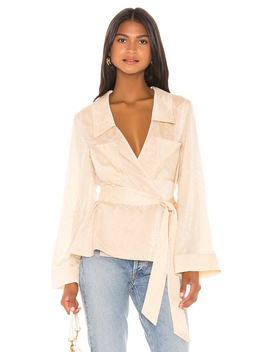 X Revolve Layla Blouse by House Of Harlow 1960