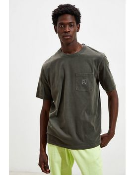 Bdg Heavyweight Washed Pocket Tees by Bdg