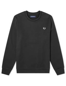 Fred Perry Back Print Sweat by Fred Perry Authentic