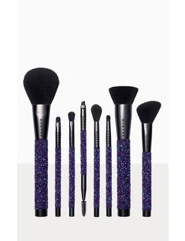 Morphe Pump Up The Glam 8 Piece Brush Collection by Prettylittlething
