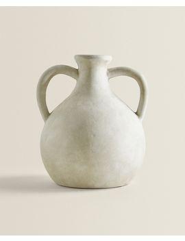 Rustic Amphora  Sieraccessoires   Decoratie En Accessoires   Shop Op Product by Zara Home