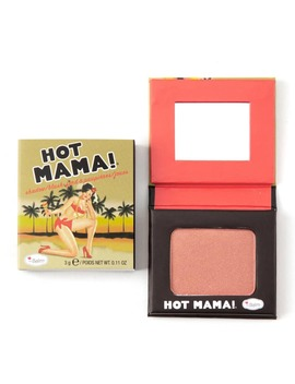 The Balm Mama Collection   Hot Mama Shadow & Blush Travel Size 3g by The Balm