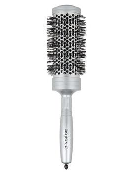 Bio Ionic Silver Classic Large Round Nanoionic Conditioning Brush by Bio Ionic