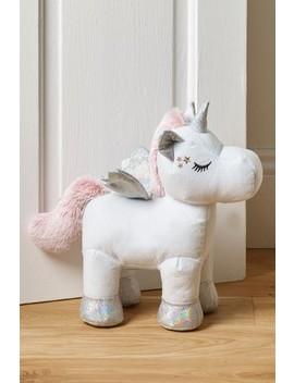 Unicorn Doorstop by Next