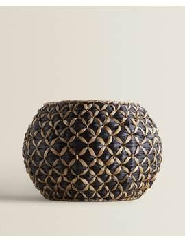 Grote Tweekleurige Mand  Manden   Decoratie En Accessoires   Shop Op Product by Zara Home