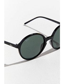 Ray Ban Matte Nylon Circle Sunglasses by Ray Ban