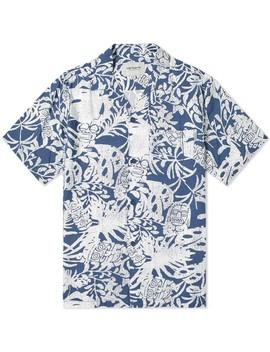 Carhartt Wip Short Sleeve Tiki Mono Shirt by Carhartt Wip