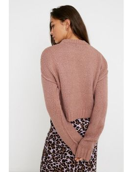 Uo Utility Crew Neck Sweater by Urban Outfitters