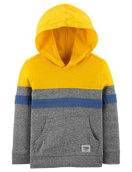 Osh Kosh B'gosh          Hooded Colorblock Pullover by Oshkosh