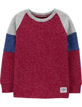 Osh Kosh B'gosh          Colorblock Jersey Tee by Oshkosh