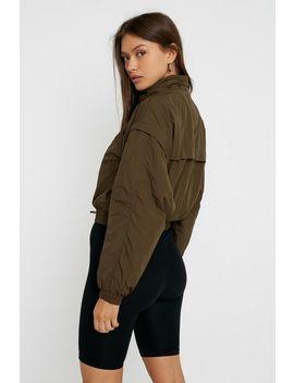 Iets Frans... Half Zip Popover Jacket by Iets Frans...