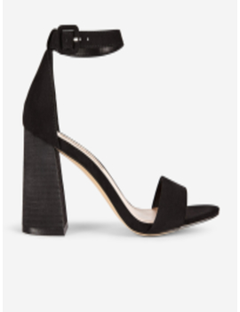 Women Black Solid Heels  by Dorothy Perkins