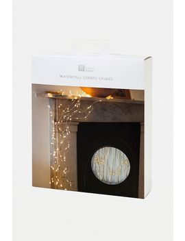 Waterfall String Lights by Urban Outfitters