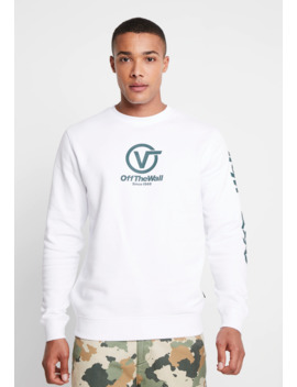 Distorted Performance Crew   Sweatshirt by Vans