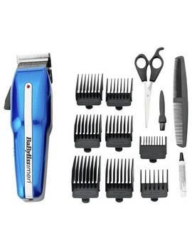 Ba Byliss For Men Power Light Pro Hair Clipper Set 7498 Cu443/8757 by Argos