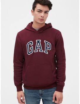 Gap Logo Pullover Hoodie by Gap