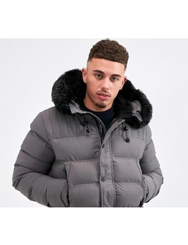 Frost Parka Jacket | Charcoal by Kings Will Dream