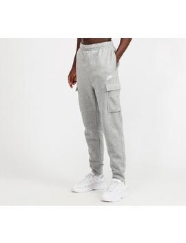 Club Cargo Jog Pant | Dark Grey Heather by Nike