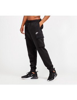 Club Cargo Jog Pant | Black by Nike