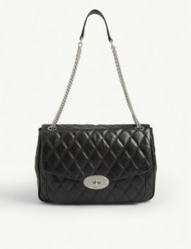 Darley Quilted Leather Shoulder Bag by Mulberry