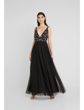 Neve Embellished Bodice Maxi Dress   Ballkleid by Needle & Thread