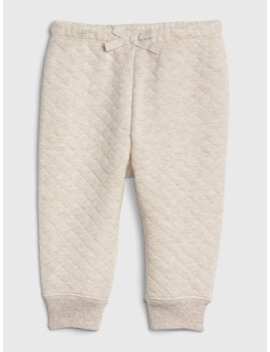 Baby Quilted Pull On Pants by Gap