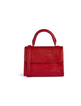 Red Handbag by Primark