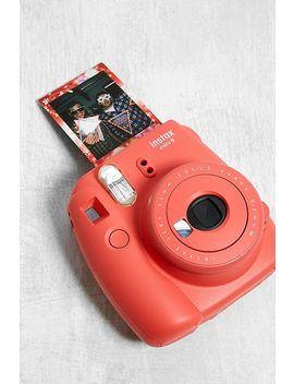 Fujifilm Instax™ Mini 9 Red Instant Camera by Fujifilm