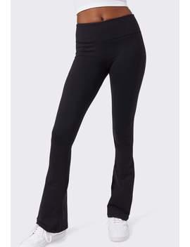 Raquel Flared Legging (Short)                         $98 by Splits59