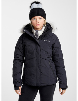 Lay D Cocoon Neck Coat Active Fit by Columbia