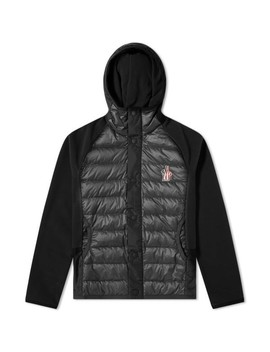 Moncler Grenoble Down Knitted Jacket by Moncler Grenoble