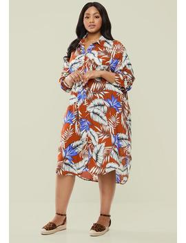 Soft Shirt Dress   Multi by Superbalist