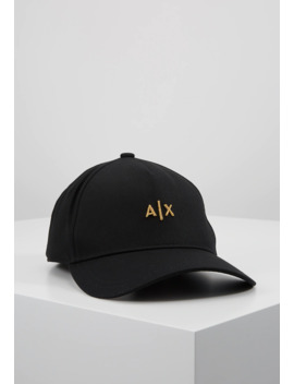 Cap   Black/Gold by Armani Exchange