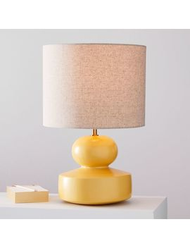 "Modern Totem Table Lamp (18.5"") by West Elm"
