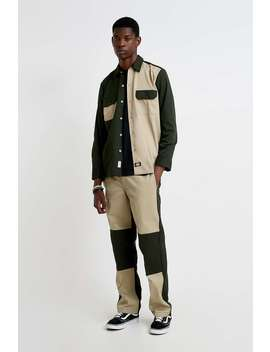 Dickies Ezel Stone Panelled Trousers by Dickies