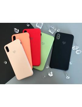 Pure Heart Soft Matte I Phone Case I Phone Xs Max Case I Phone Xr Case I Phone X Case I Phone Xs Case I Phone 7 Plus Case 8 Case 8 Plus 7 6 S 6 by Etsy