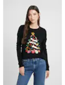 Vmchristmastree O Neck   Stickad Tröja by Vero Moda