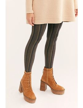 Linea Wool Blend Tights by Free People