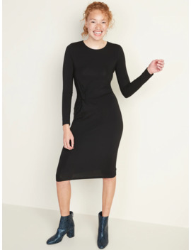 Twist Front Dress For Women by Old Navy