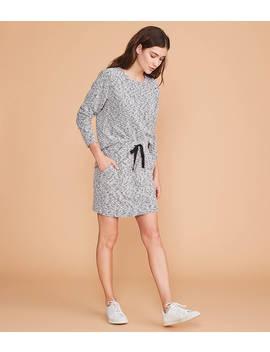 Lou &Amp; Grey Tweedy Drawstring Skirt by Loft
