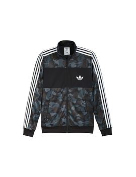 Bape X Adidas Abc Camo Track Jacket Black by Stock X