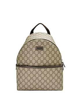 Kid's Gg Supreme Backpack by Gucci