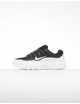 Nike P 6000 Black/White by Nike