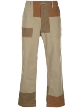 Fatigue Loose Fit Trousers by Engineered Garments