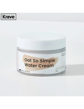 Krave Oat So Simple Water Cream 80ml by Krave
