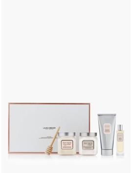 Laura Mercier Luxe Ultime Almond Coconut Milk Luxe Body Collection Gift Set by Laura Mercier