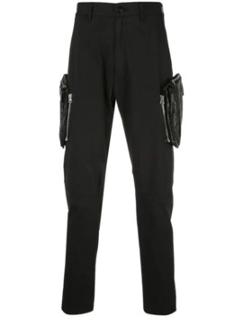 Side Cargo Pocket Trousers by Stone Island Shadow Project