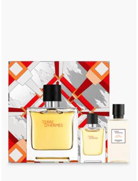 HermÈs Terre D'hermes Pure Parfum 75ml Fragrance Gift Set by HermÈs