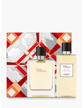 HermÈs Terre D'hermès Eau De Toilette 100ml Fragrance Gift Set by HermÈs